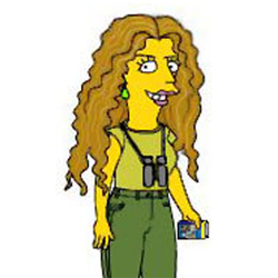 Sheri Simpsonized