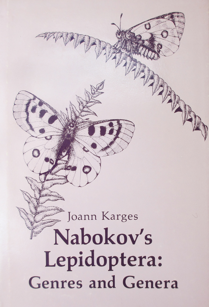 Nabokov's Lepidoptera cover illustration