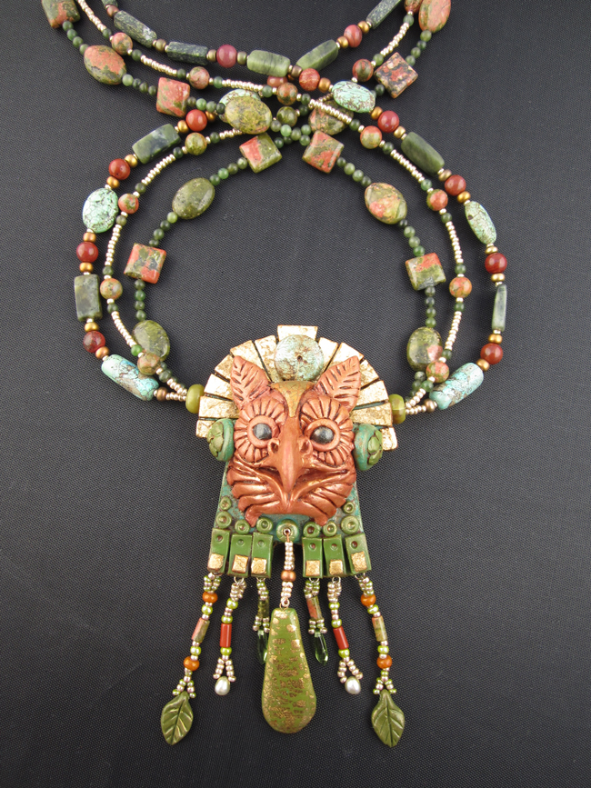 Muan Bird Necklace