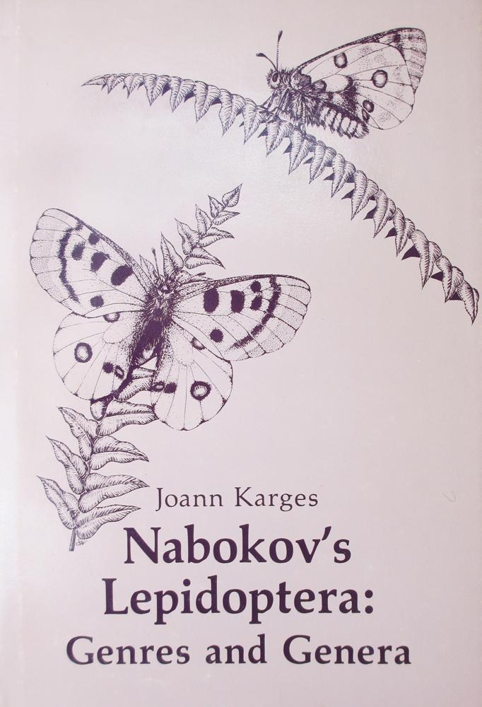 Nabokov's Lepidoptera cover illustration